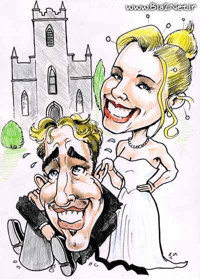 طنز عروسی! www.Bia2Net.ir